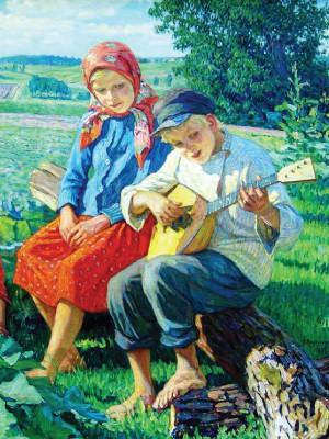 Из истории народных инструментов